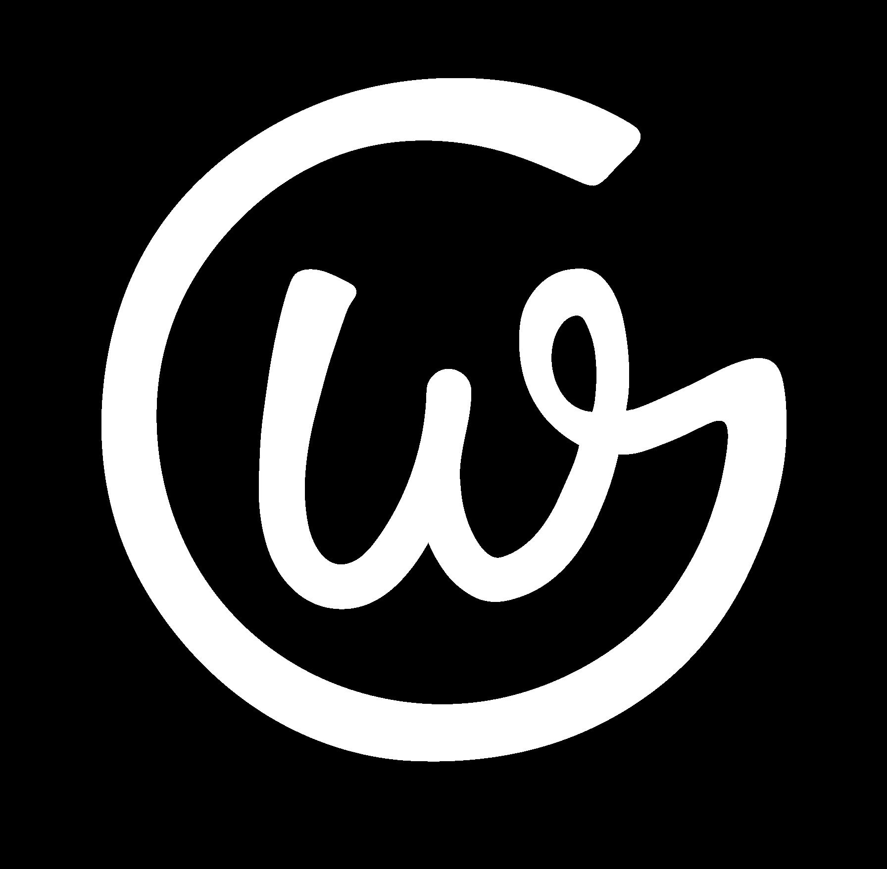GW icon White