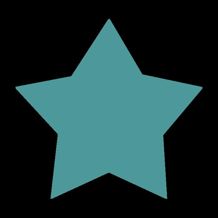 Teal Star